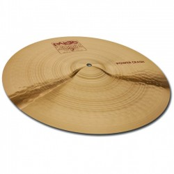 Тарелка Paiste  серия 2002 17'' Power Crash